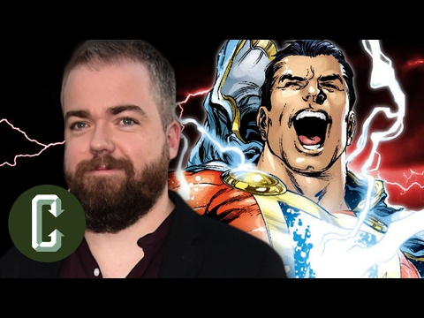 Shazam Movie Hires Lights Out Director David F. Sandberg  - Collider Video