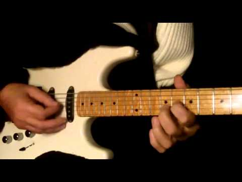 Dil ke  jharoke mein tujhko...Guitar Instrumental..Please use...