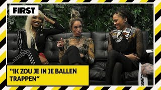 "NIENKE PLAS, I AM AISHA, DZIFA en BRODY spelen ""BATTLE OF THE SCHOONMOEDERS"" 