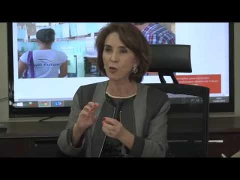 Coletiva Raquel Teixeira sobre as Organizações Sociais na Educação