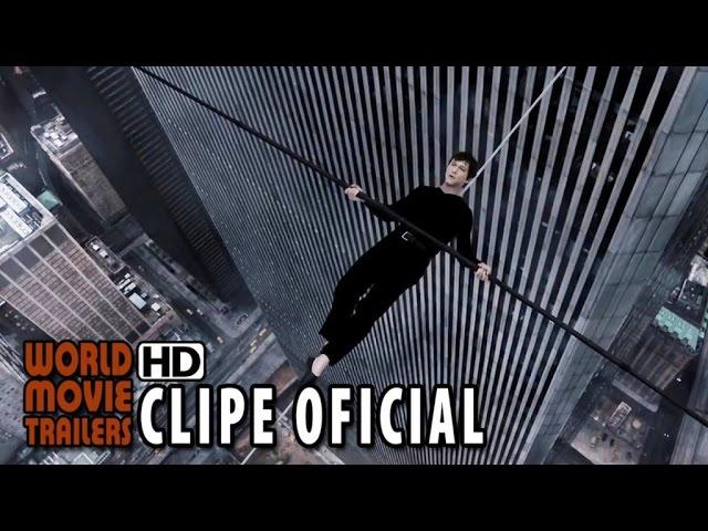 A Travessia Clipe 'O Louco' (2015) - Joseph Gordon-Levitt HD