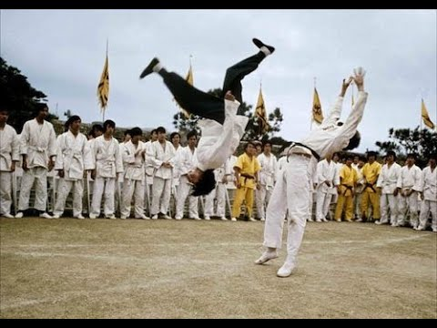 Baddest Fight Scenes EVER! - Enter the Dragon - vs. O'Hara Video