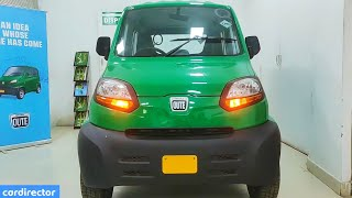 Bajaj Qute 2019 | India's First Quadricycle | Qute CNG | Interior and Exterior | Real-life Review