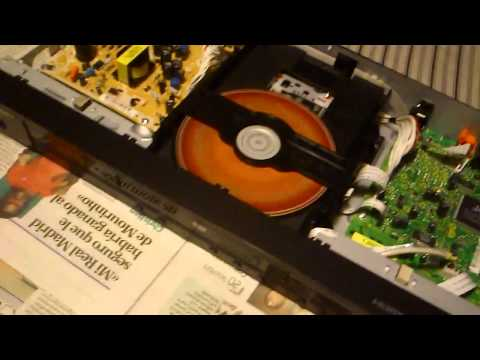 Limpieza Lector DVD