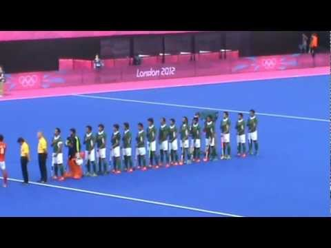 Pakistan VS Korea -- Men's Hockey London Olympics 2012