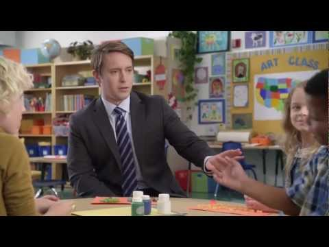 Two Things at Once - AT&T TV Commercial 2013 - It's Not Complicated