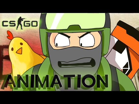 [CS:GO Animation] Tick Tick Boom - COUNTER STRIKE Music Video