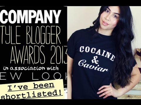 Clothing Giveaway & Company Blog Awards News!