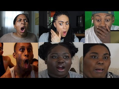 The Strange Thing About The Johnsons Reaction Compilation (Ari Aster) (Hereditary 2018 Horror)
