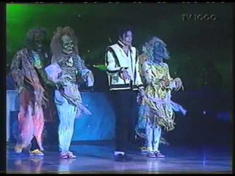 Michael Jackson - 14. Thriller (Gothenburg, Sweden, HIStory World Tour 1997)