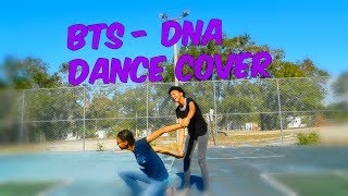 BTS 방탄소년단- DNA Cover Why so difficult??