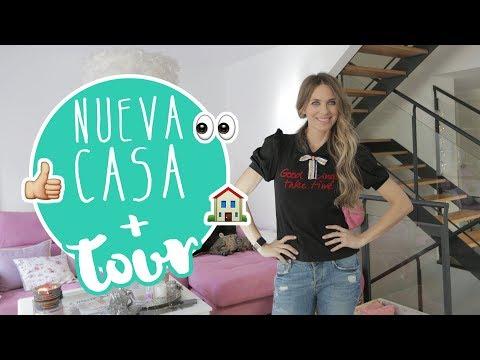 NUEVA CASA + HOUSE TOUR - Vanesa Romero TV