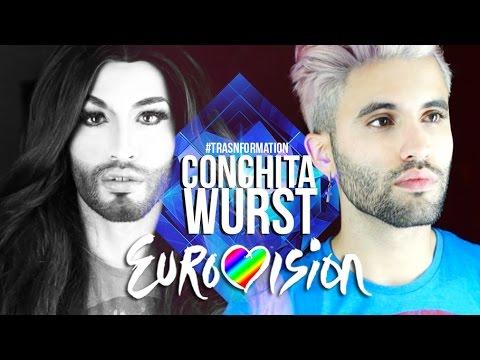 Conchita Wurst REALNESS!!! BOY TO GIRL!