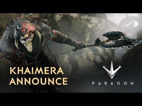 Paragon - Khaimera Announce Trailer