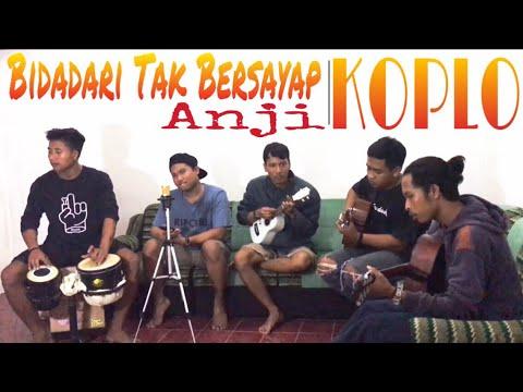 Bidadari Tak Bersayap Koplo - Anji cover by GuyonW MP3...