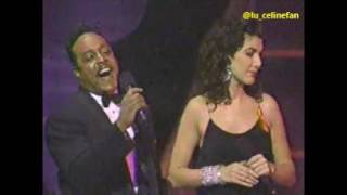 Celine Dion & Peabo Bryson - Beauty and The Beast - Oscars 1992