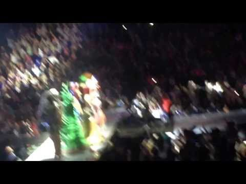 Miley Cyrus Bangerz Tour party In The U.s.a. Denver, Co 3-4-2014 video