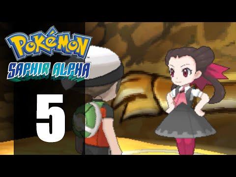 Pokémon Saphir Alpha #05 - Première arène