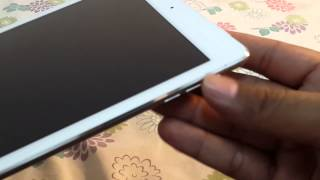 iPad Air 16 GB wifi Cellura 15,450.-