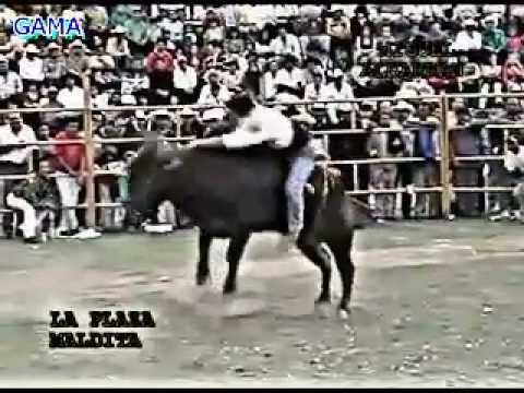 Copy of Jaripeo en La Luz Texas en el 2000 Rancho Los Destructores