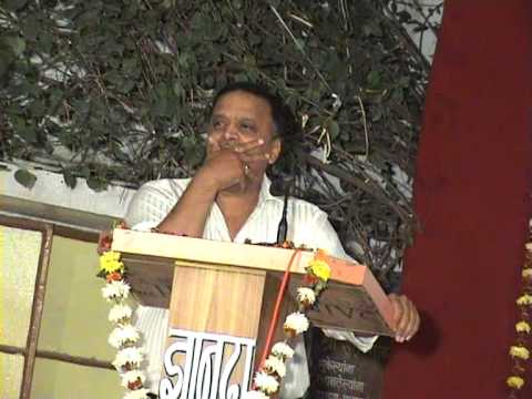 Avinash Dharmadhikari Speech  Vss Warora 3 video