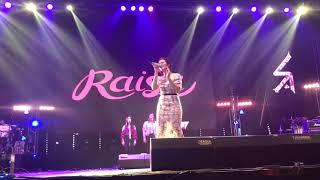 Download Lagu Raisa - Usai Disini (LIVE at SKYAVENUE 2017) Gratis STAFABAND