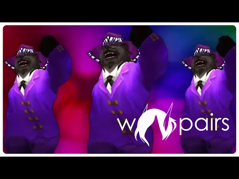 WoPairs - Pandamania (WoW Machinima)