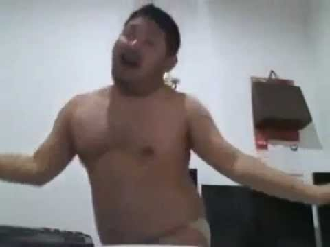Queer Asian Chubby Dancing To 2ne1 i Am The Best video