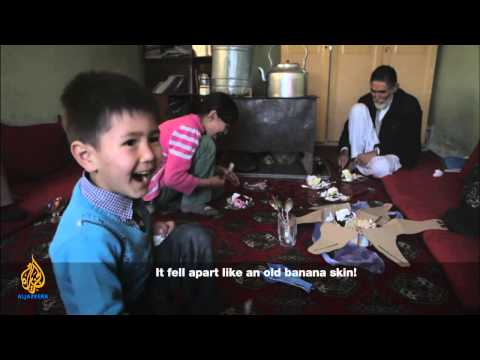 Viewfinder - Asia: Stranded in Kabul