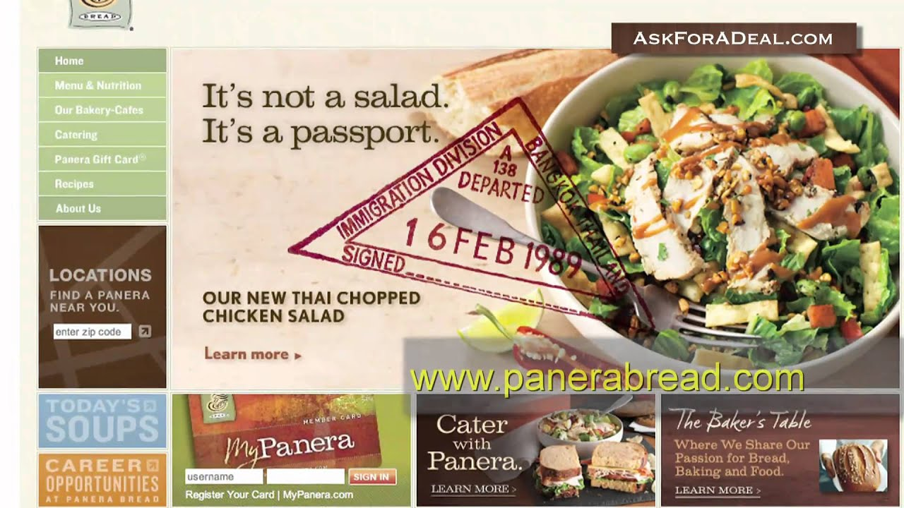 Panera Bread - Nashville, TN Groupon