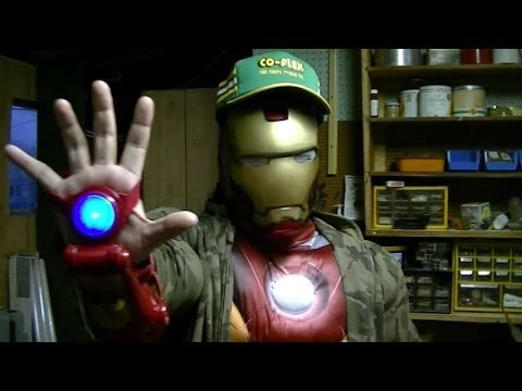 Redneck Iron Man