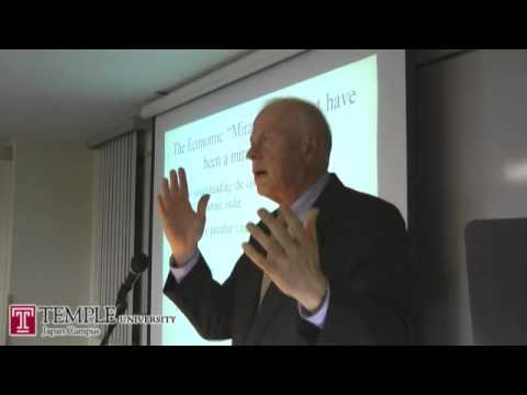 Public Lecture Video (2.2.2015) Tag Murphy: Japan and the shackles of the past