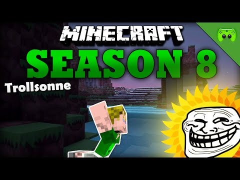 TROLLSONNE «» Minecraft Season 8 # 37 HD