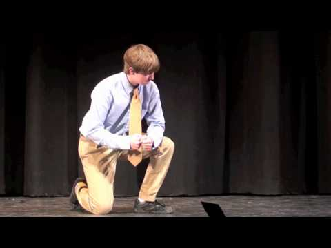Kristofer Thornton - Musical Theatre Audition