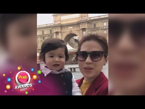 PUSH Awards 2017: Seve Soriano | Celebrity Baby of the Year