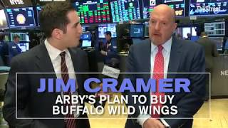 Arby's owner Roark gobbles up Buffalo Wild Wings for $2.4 billion