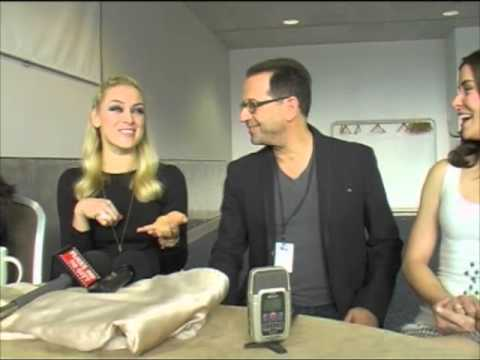 Lost Girl's Ksenia Solo, Rachel Skarsten, Emmanuelle Vaugier & Jay Firestone Interview Part 1