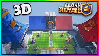 CLASH ROYALE IN 3D SPIELEN!   Neuer Spielmodus! - OMG   Clash Royale deutsch