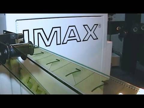 IMAX Projector room tour & Review of HUBBLE 3D