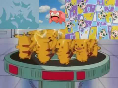 Pokemon movie clips