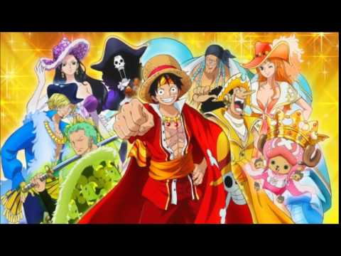 One Piece Opening 17 Wake Up!