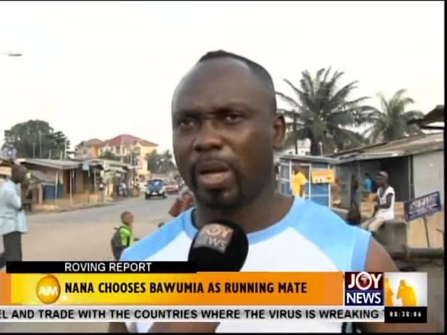Nana Addo chooses Bawumia as running mate- Roving Report (24-10-14)