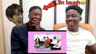 ANGRY OLD MAN JIN (Reaction) | Popkorn family