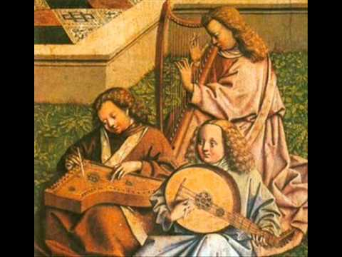 Guillaume Dufay - Mon bien mamour