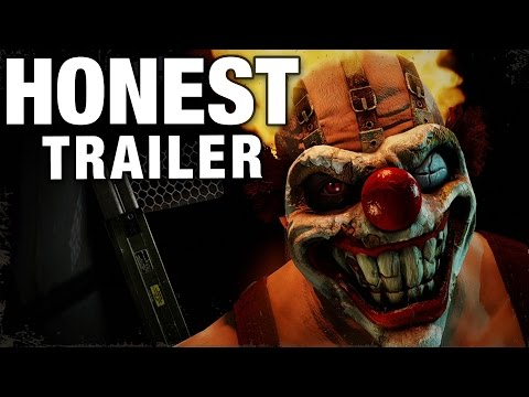 TWISTED METAL (Honest Game Trailers)