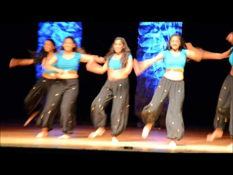 Bollywood Fusion (Dance) I Worldwide Showcase Texas Tech University...