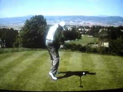Retief Goosen's Swing Video