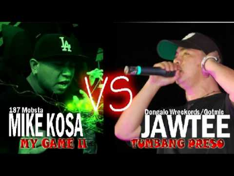 Mike Kosa Vs Jawtee Part 1 Battle 2013 video