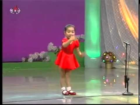 Cute Small Girl Sings Japanese Song On Stage video