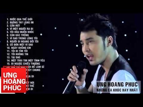 ƯNG HOÀNG PHÚC | TUYỂN TẬP NHỮNG CA KHÚC HAY NHẤT | AUDIO thumbnail